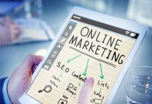 Online marketing hitel